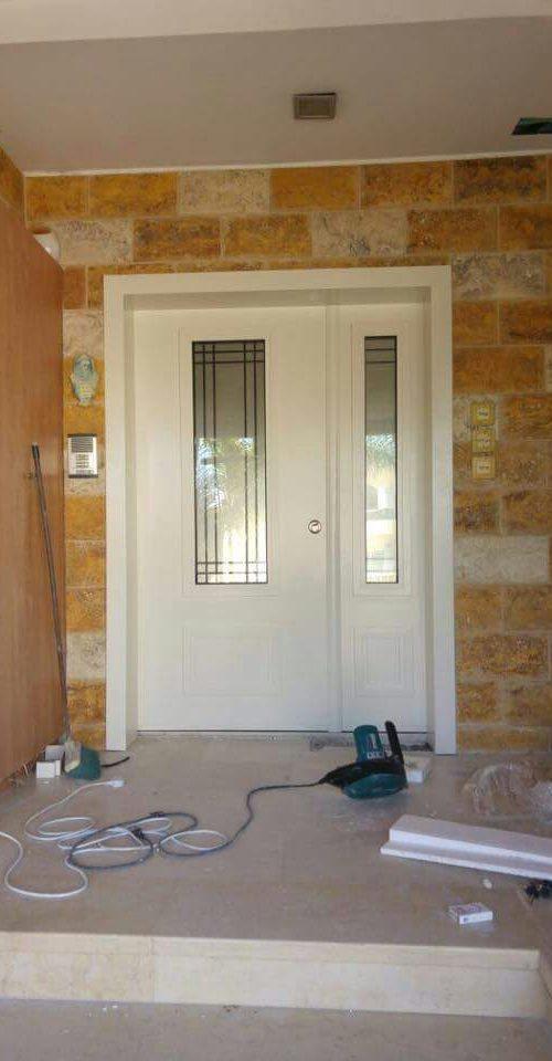 פרוייקטים - דלתות כניסה