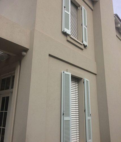 פרוייקטים - תריסים וחלונות
