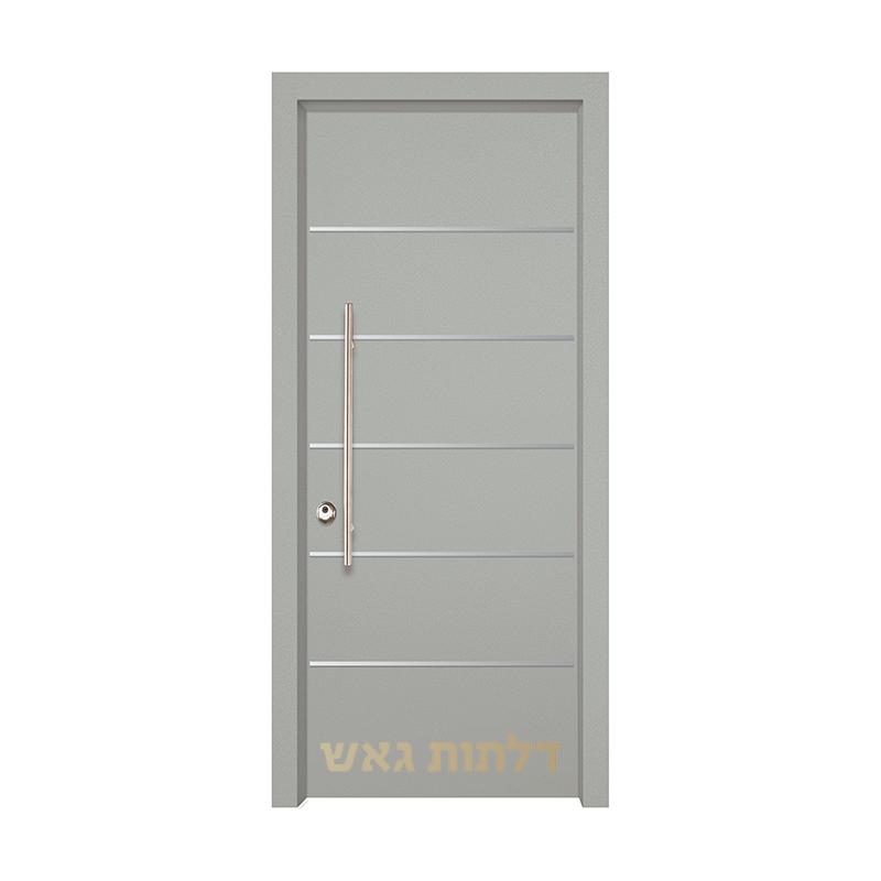 דלת שיק 3014 צבע 0096-אפור בהיר