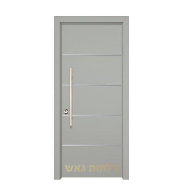 דלת שיק 3015 צבע 0096-אפור בהיר