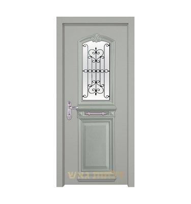 דלת מעוצבת 7001-2 צבע 0096-אפור בהיר