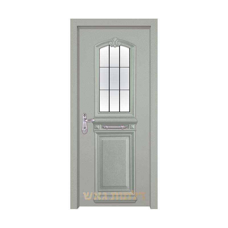 דלת מעוצבת 7001-7 צבע 0096-אפור בהיר