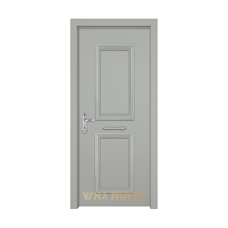 דלת מעוצבת 7060 צבע 0096-אפור בהיר