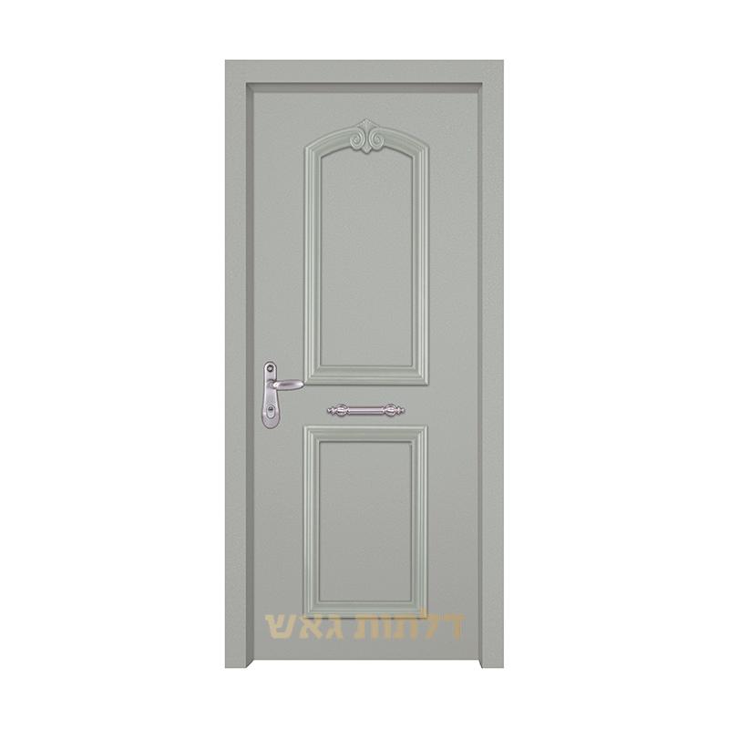 דלת מעוצבת 7062 צבע 0096-אפור בהיר