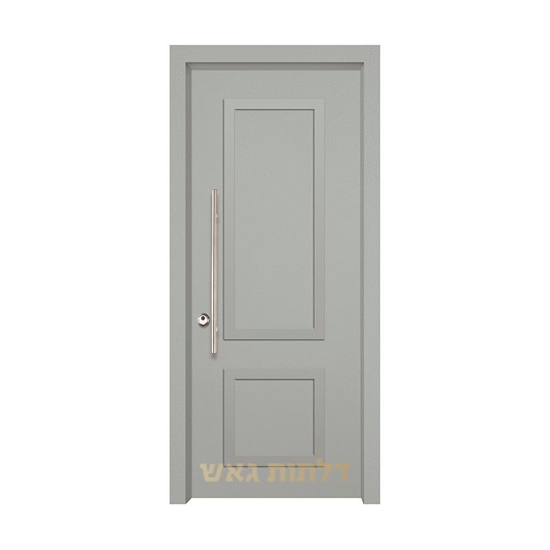 דלת מעוצבת 7065 צבע 0096-אפור בהיר