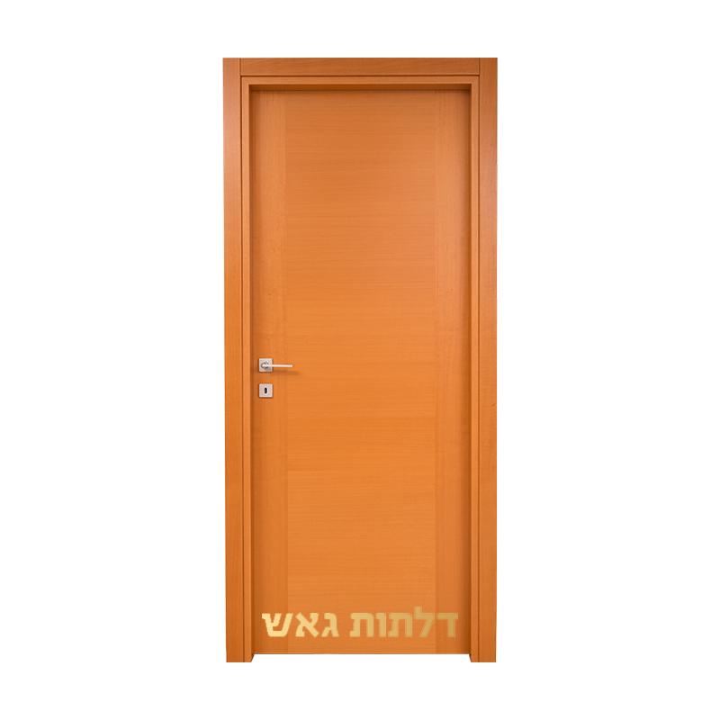 דלת קוסטנזה P פורניר אגוז בהיר