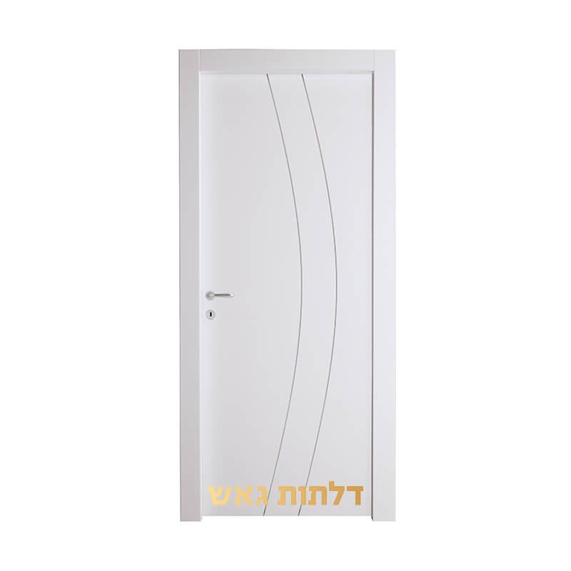 דלת לוציאנו B1 לבן