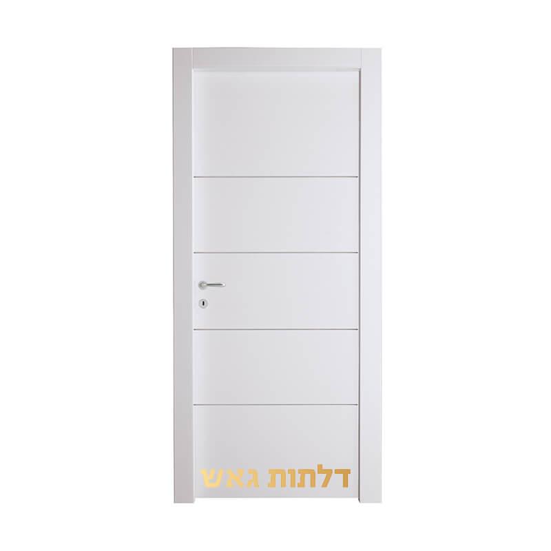 דלת לוציאנו E1 לבן
