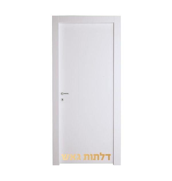דלת לוציאנו P לבן
