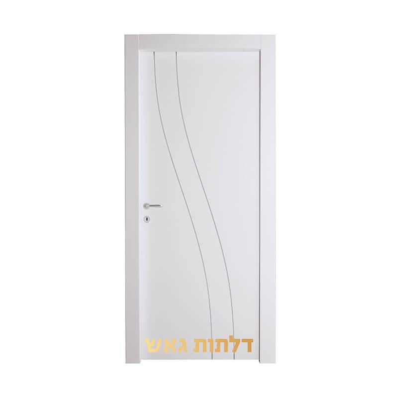 דלת לוציאנו S1 לבן