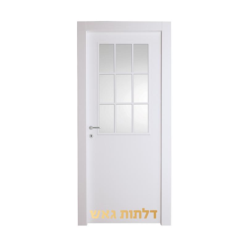 דלת לוציאנו SSFI לבן