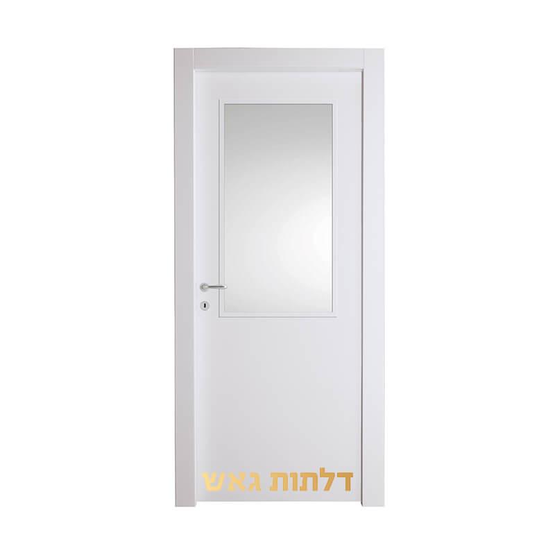 דלת לוציאנו SSFV לבן