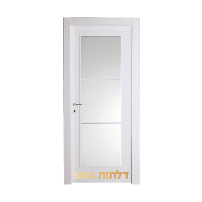 דלת לוציאנו SV3 לבן