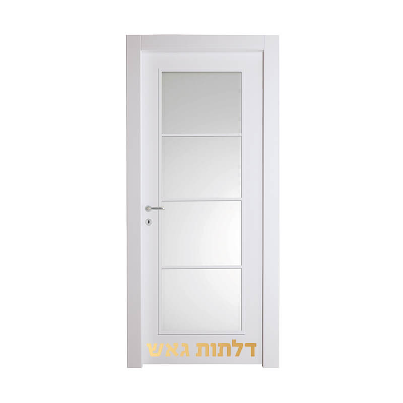 דלת לוציאנו SV4 לבן