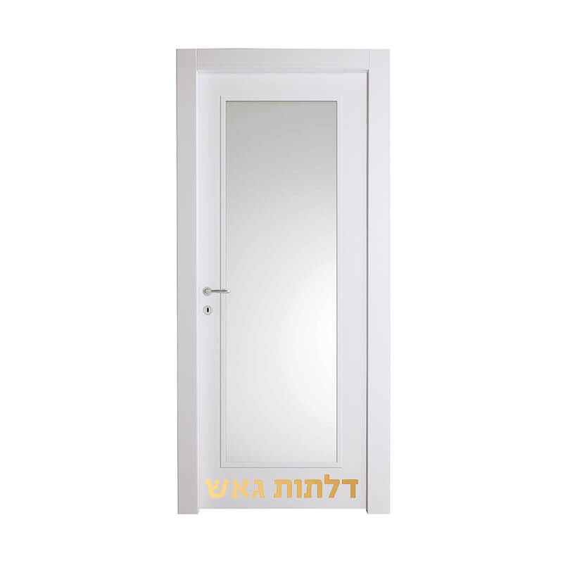 דלת לוציאנו SV לבן