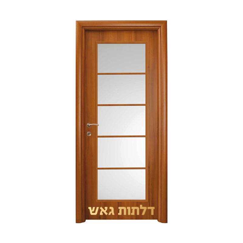 דלת מאטיס SV5 למינטו אגוז מט