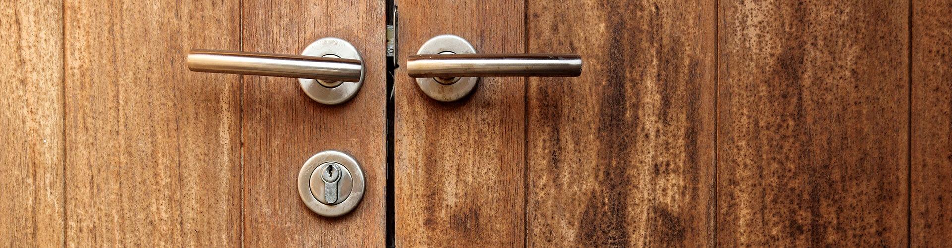 האיכות בדלתות