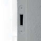 חתך נגדי למנעול בדלת נסתרת