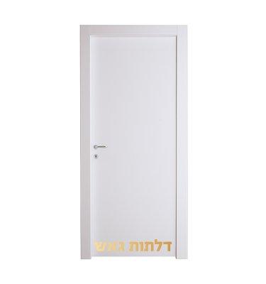 דלת וואטרפלוס P לבן