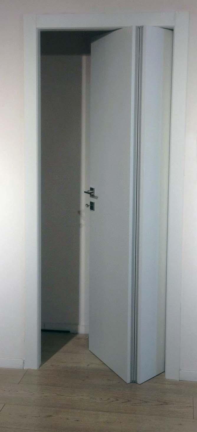 חתך דלת מתקפלת גאש