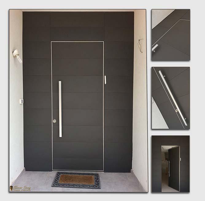 דלתות כניסה קו אפס