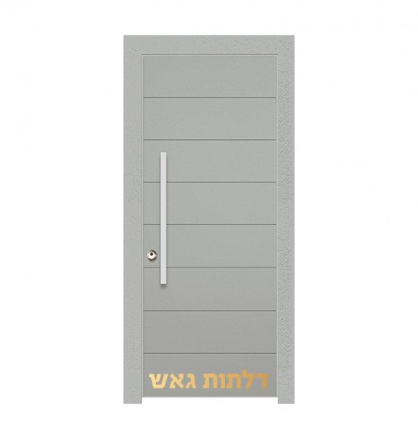 דלת כניסה קו אפס
